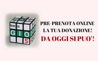 PRE-PRENOTA ONLINE