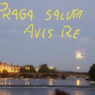 Avisre a Praga