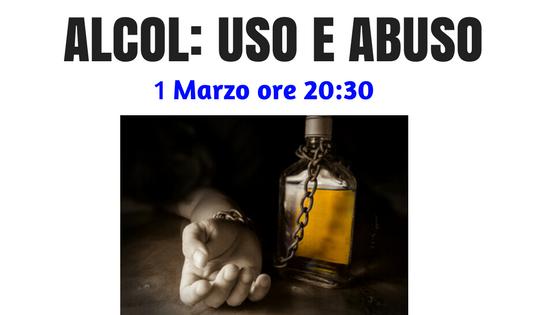 Alcol: uso e abuso